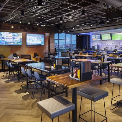 Topgolf Bar and Restaurant