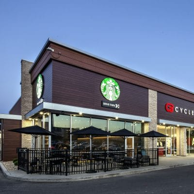Crossings at Richmond Heights Starbucks