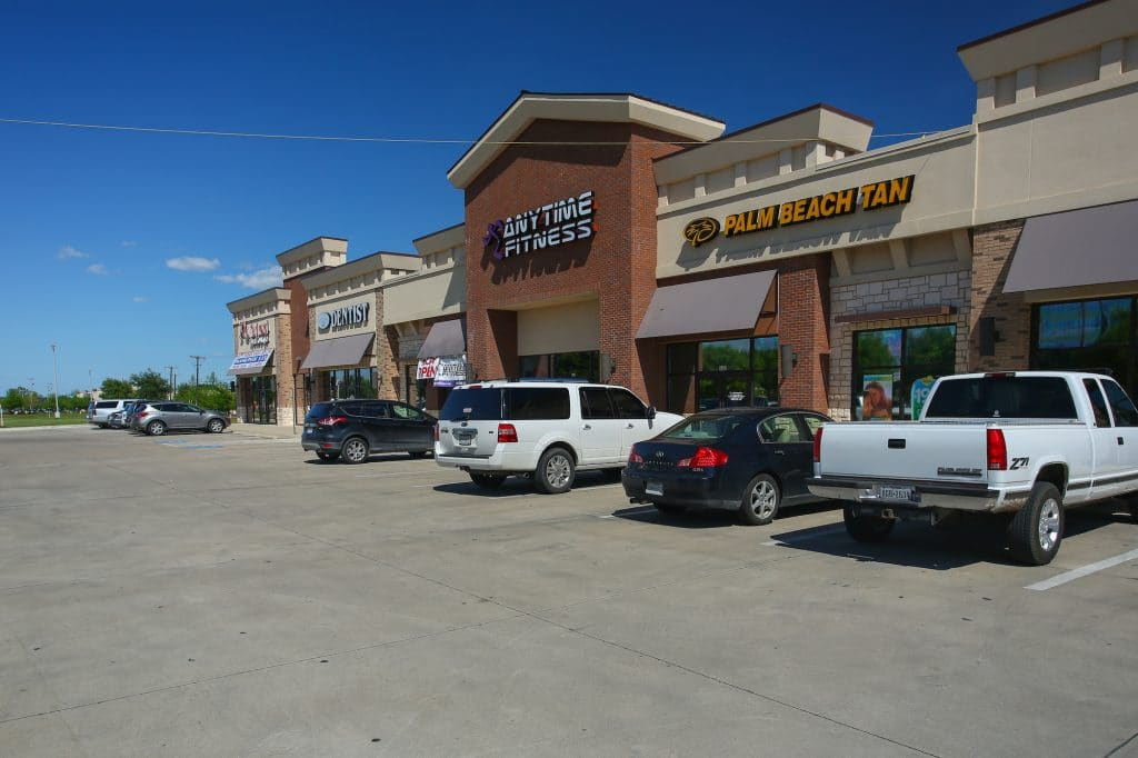 Westover Village Shopping Center